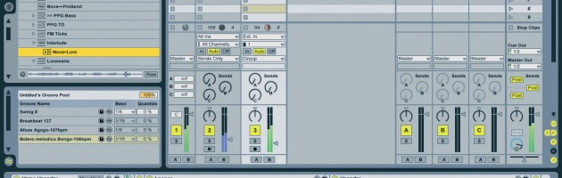 Ableton 8: tips & tricks