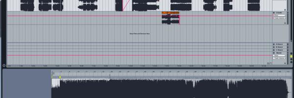 Ableton Live — простая запись микса