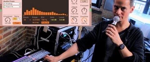Три впечатляющих Ableton Live видео уроков