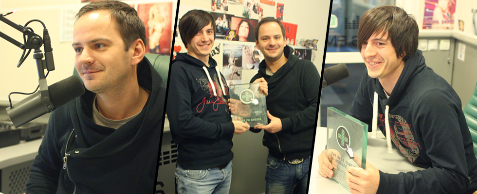 ″The best track in Ukraine 2011″ winner