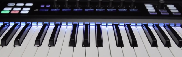 Новая MIDI-клавиатура от Native Instruments