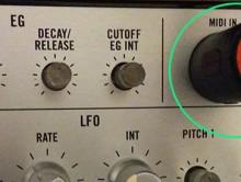 """Синхронизация """"железных"""" синтезаторов и Ableton через MIDI"""